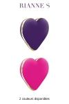 Stimulateur Heart Vibe : Un petit coeur vibrant pour la faire fondre de plaisir! par Rianne S.